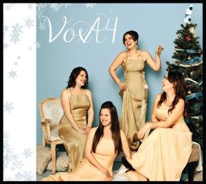 Pochette Album VoxA4 de Noël